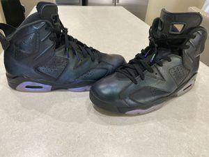 Jordan Retro 6 All Stars Chameleon Men's Size 11 for Sale in Glendale, AZ