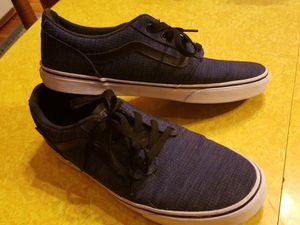 Men's Vans Shoes size 11.5 for Sale in Farmville, VA