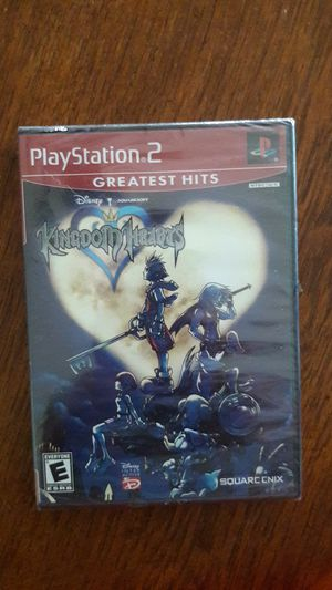 PlayStation 2 Kingdom Hearts for Sale in Tampa, FL