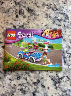 LEGO Friends Car Wash/Gas Station for Sale in Pittsburgh, PA