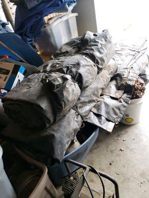 Lumber tarp for Sale in Oakley, CA