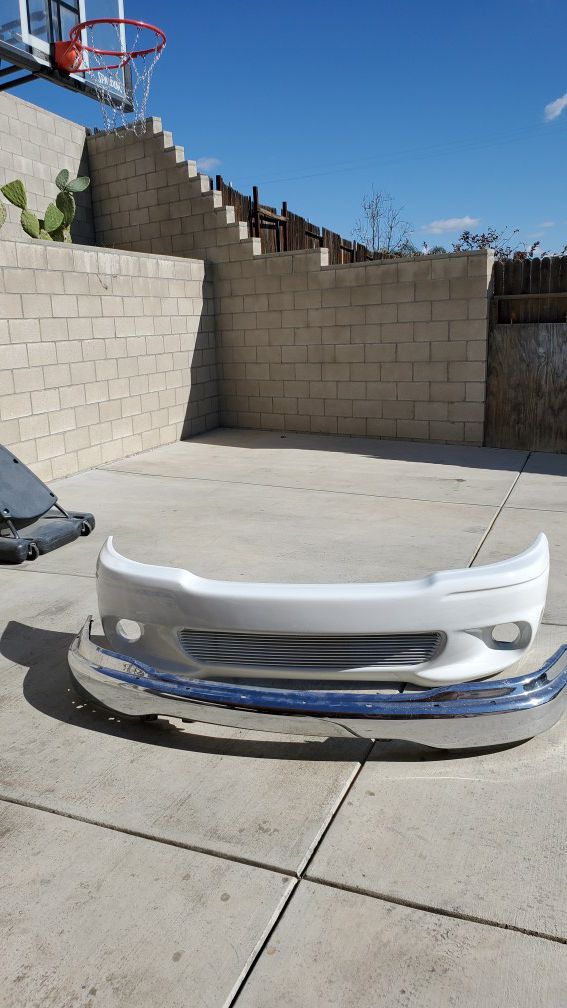 2000 ford f150 front bumper