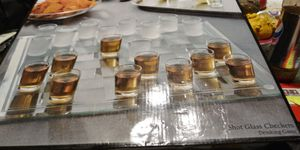 New! Shot glass checkers game for Sale in Brainerd, MN