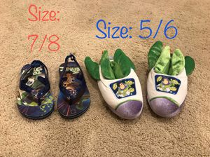 Buzz Lightyear Slippers & Sandals for Sale in Chula Vista, CA
