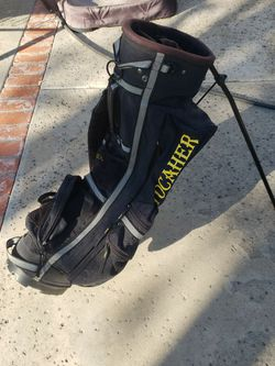 Free Golf Stand Bag. Clubs Not Included for Sale in Del Mar,  CA