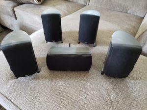 Klipsch surround sound speakers only for Sale in Houston, TX