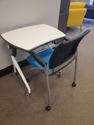 Folding Student Desk. NEW. 10 year warranty. for Sale in Phoenix, AZ