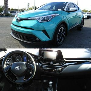 2018 Toyota CHR XLE CROSSOVER for Sale in Hollywood, FL