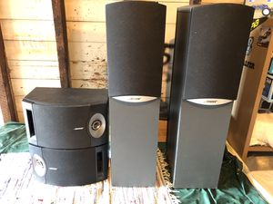 Bose SURROUND SOUND SPEAKERS for Sale in Oakland, CA