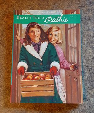 """American Girl """"Really Truly Ruthie"""" Children's Softcover Book - VGC for Sale in Fox Lake, IL"""