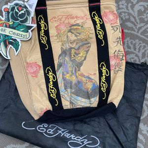 New Ed Hardy Tote Bag for Sale in Orange, CA