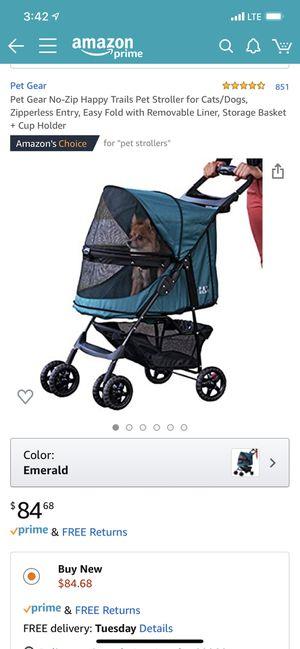 Pet Gear Per Stroller for Sale in Los Angeles, CA