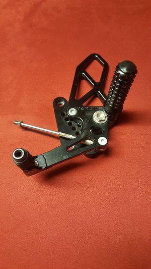 Vortex adjustable rear sets for Gen 1 Hayabusa for Sale in Philadelphia, PA