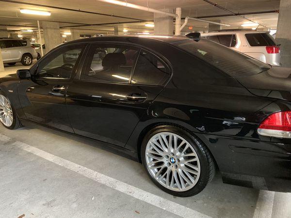2008 BMW 750LI