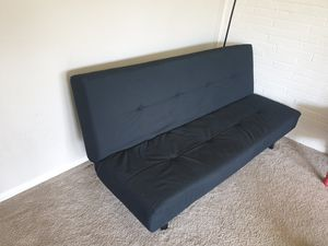 Ikea Black Sofa Balkarp-Thursday is the last day to pick up! for Sale in Cleveland, OH