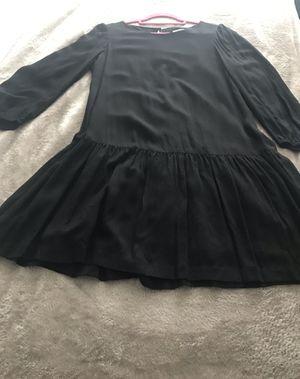 """Black """"Skater"""" Dress Sz 10 - Meadow Rue for Sale in Hyattsville, MD"""