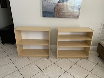 2 Bookcases  for Sale in Pembroke Pines, FL