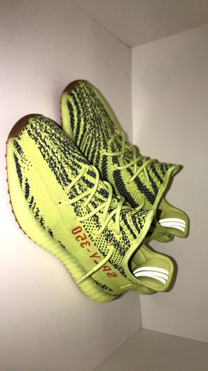 Yeezy Boost 350 V2 'Semi Frozen Yellow' for Sale in Tujunga, CA