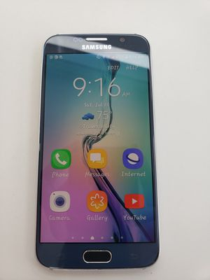 Nearly New Samsung s6 for Sale in Traverse City, MI