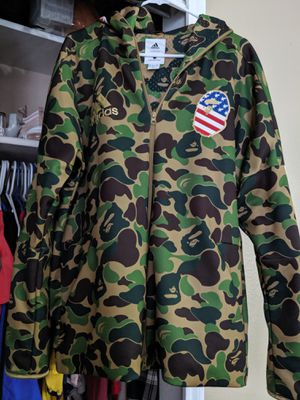 Bape x Adidas shark for Sale in Round Rock, TX