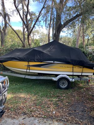 2007 Maxum MX 18ft 135hp for Sale in Longwood, FL