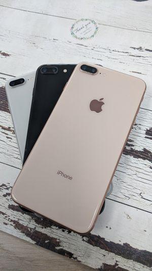 Apple iPhone 8 Plus Unlocked 64GB for Sale in Renton, WA