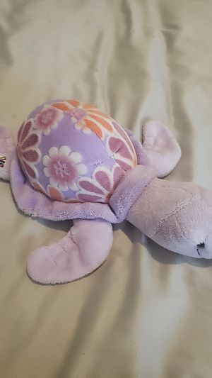 Webkins purple sea turtle ganz stuffed animal for Sale in Raleigh, NC