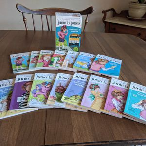 Junie B. Jones 15 Book Collection for Sale in Cupertino, CA