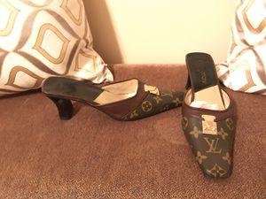 Women Louis Vuitton Authentic shoes for Sale in Fairfax, VA
