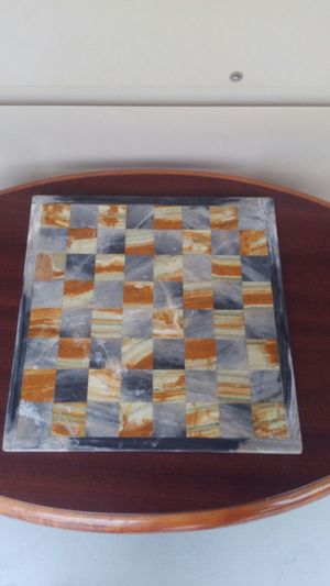 Marble Chess board for Sale in Madeira Beach, FL