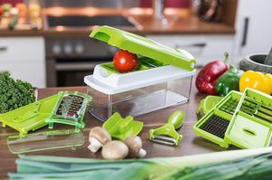 New Ultimate Veggie Slicers with Stainless Steel Blades and more for Sale in Miami, FL