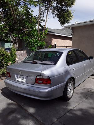 2001 BMW 530 i for Sale in Stockton, CA