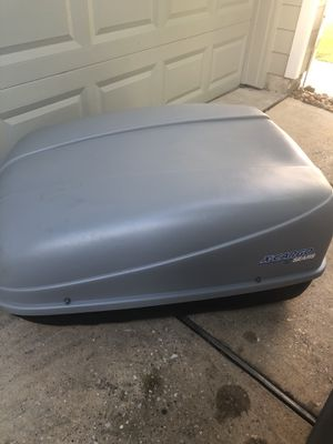 Sears x- cargo car rooftop for Sale in Spring, TX