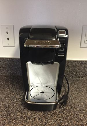 Keurig Gourmet Single Cup Home Brewing System K10 Mini Plus Brewer for Sale in Rockville, MD