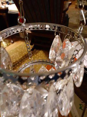 Vantage prism tear drop glass candle for Sale in Smyrna, TN