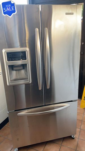 NO CREDIT!! KitchenAid LOWEST PRICES! Refrigerator Fridge Works Perfect #1565 for Sale in Savage, MD