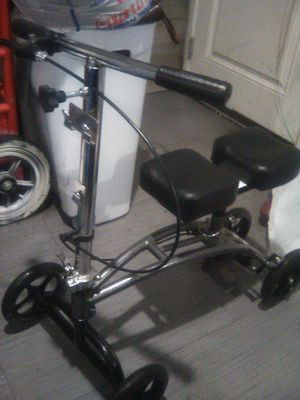 Cart for disabled person only $30 for Sale in Long Beach, CA