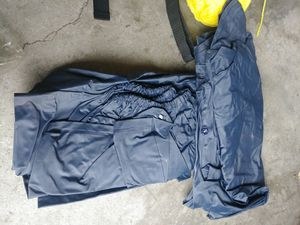 Motorcycle Riding Rain gear size large for Sale in Stockton, CA