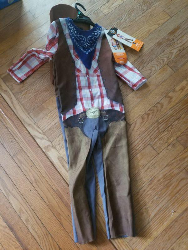 New Cowboy Costume