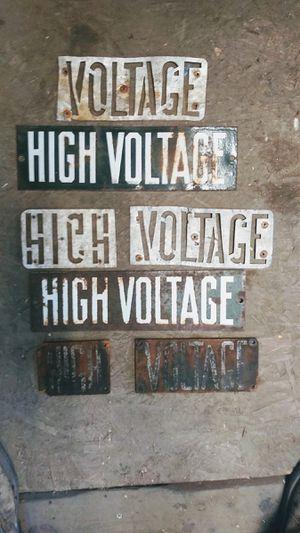 Vintage Signs for Sale in Santa Maria, CA