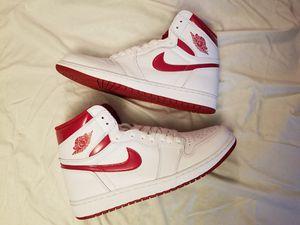 Air Jordan 1 High Og Metallic Red sz 12 for Sale in Boston, MA