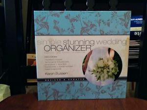 Wedding Planner Book for Sale in Jacksonville, FL