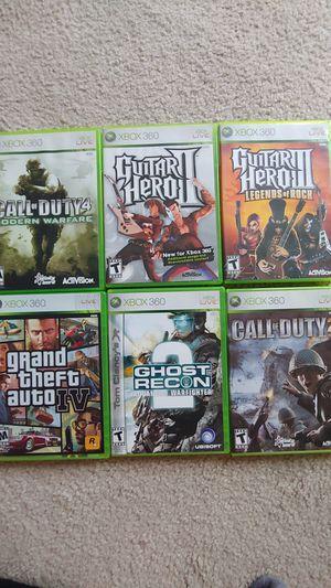 Xbox 360 games for Sale in Arlington, VA