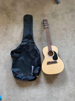 Acoustic guitar w/bag for Sale in Hayward, CA