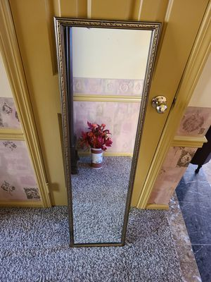 4'x1' Wall Mirror for Sale in Spring City, PA