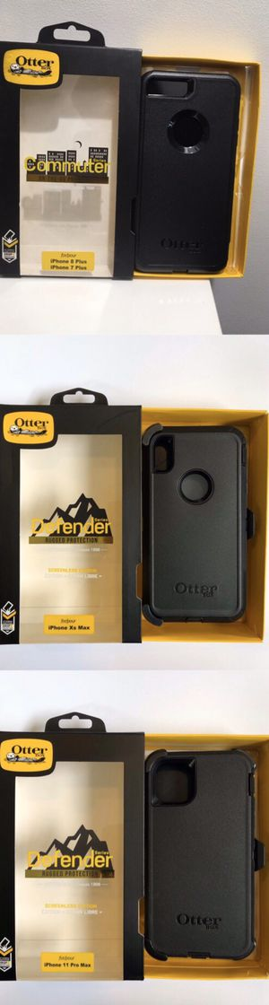 OtterBox defender case fits apple iPhone 7 8 plus X Xs Xr Xs Max 11 pro max for Sale in Los Angeles, CA