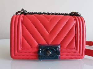 2019 CHANEL LEBOY CHERVON BAG for Sale in Queens, NY