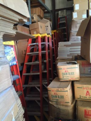Ladders,Ladders & more Ladders for Sale in Cambridge, MA