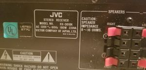 JVC stereo receiver for Sale in Tampa, FL