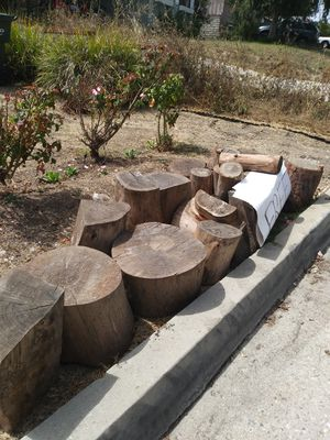 free logs for firewood or diy projects for Sale in Palos Verdes Estates, CA